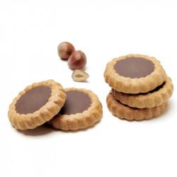 TARTELETTE CHOCOLAT ET NOISETTES