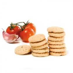 Snacks Crujientes de Tomate-Orégano