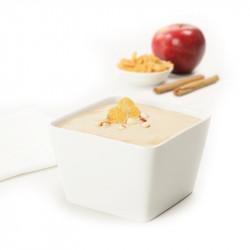 Crema de Cereales Manzana - Canela