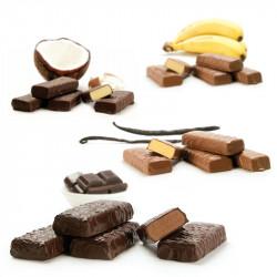 Surtido Barritas de Chocolate